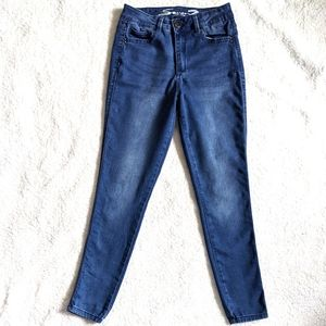 Seven 7 skin-fit denim jeans size 8